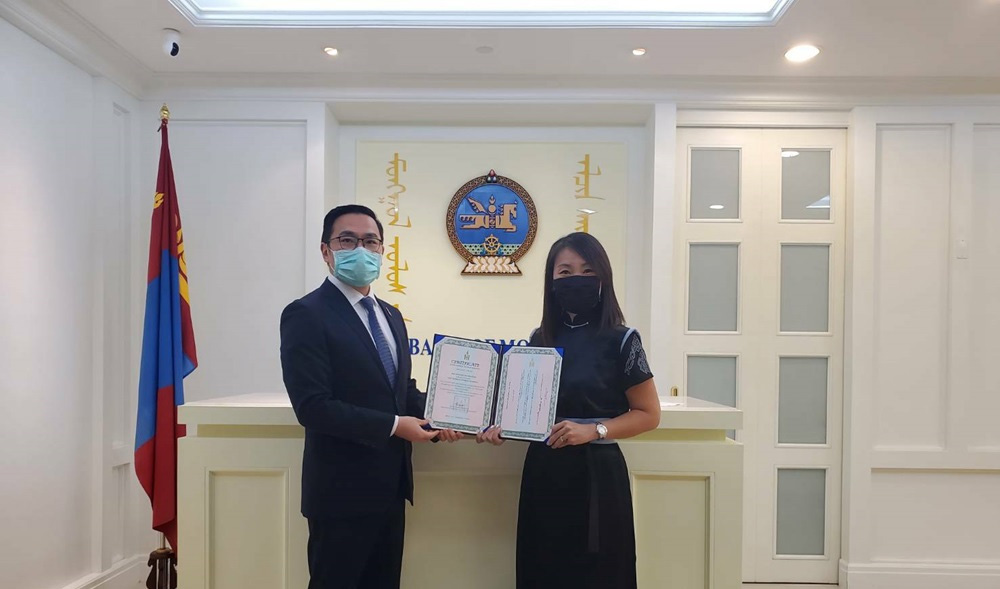 Mongolia Appoints MQDC Executive as Cultural Envoy
