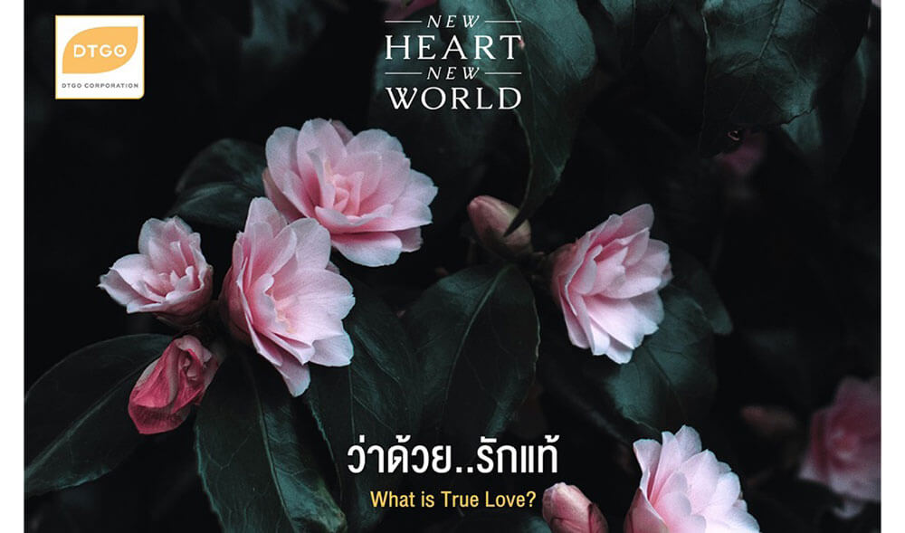 New Heart New World: What is True Love?