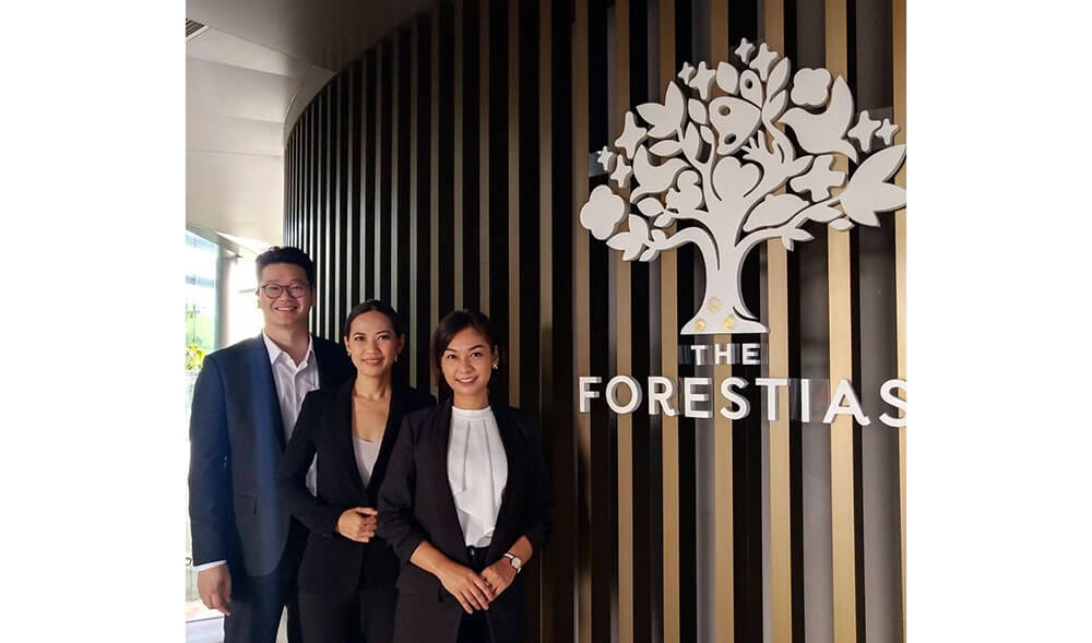 The Forestias Debuts Customer Services Team