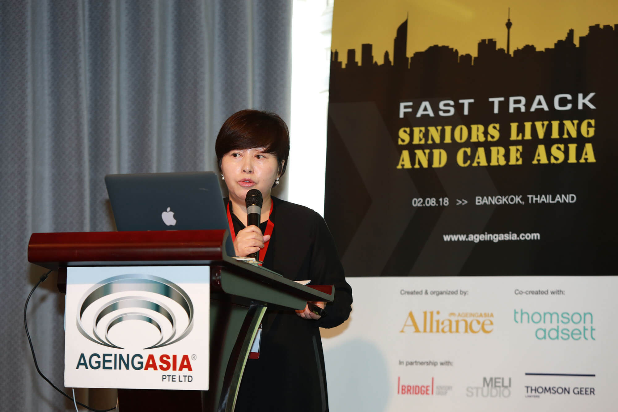 Fast Track Ageing Asia