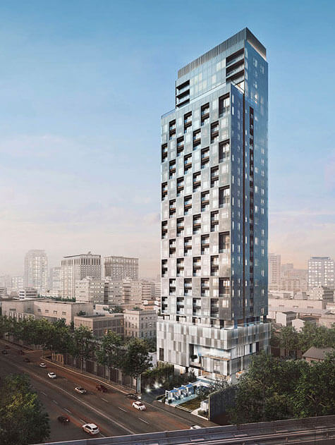 The Strand Thonglor project