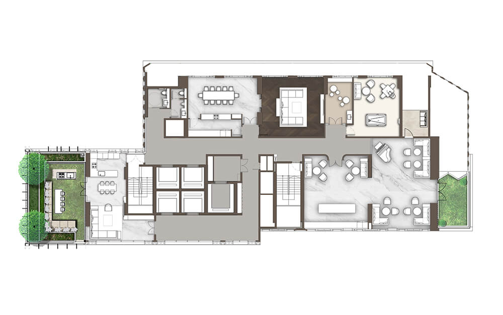 Mulberry Grove Sukhumvit floor plan 37