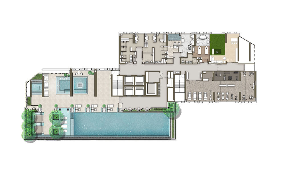 Mulberry Grove Sukhumvit floor plan 32