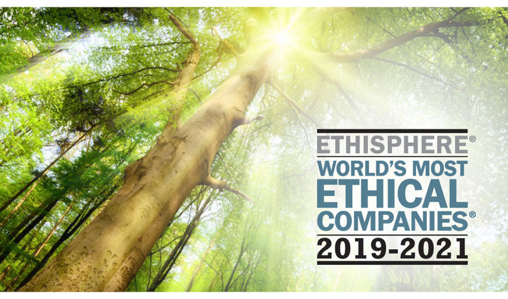 "DTGO Listed in ""2021 World's Most Ethical Companies"""
